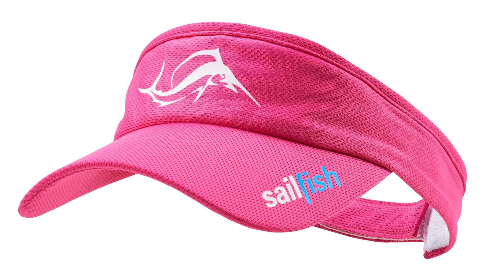 sailfish - Runninng visor - růžový