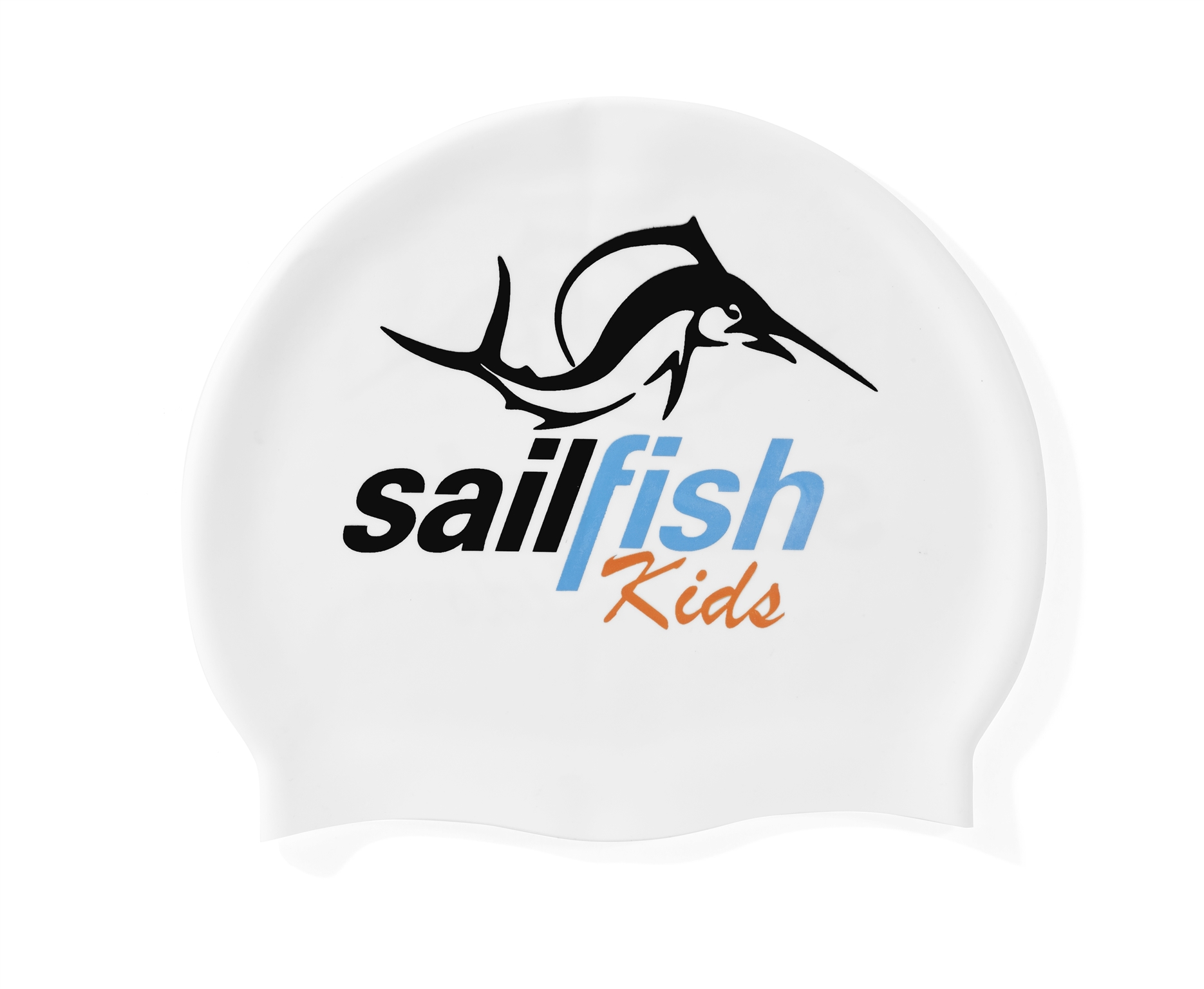 Sailfish - Kids Silicone Cap